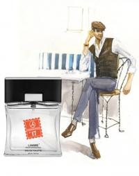 Lambre № 17 – известен как Euphoria for men от Calvin Klein